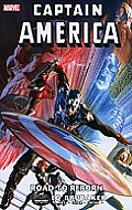 Captain America Road To Reborn