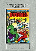 Marvel Masterworks: The Defenders 2