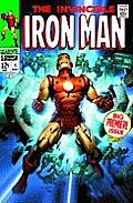 Invincible Iron Man Omnibus Volume 2 Larroca Cover