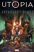 Avengers X Men Utopia