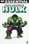 Essential Rampaging Hulk Volume 2