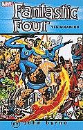 Fantastic Four Visionaries John Byrne Vo