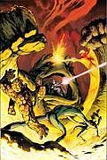 Fantastic Four #02: Fantastic Four, Volume 2 Cover