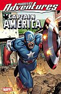 Marvel Adventures Avengers Captain America