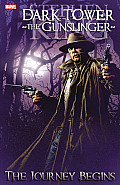Dark Tower: The Gunslinger: The Journey Begins (Dark Tower Graphic Novel) Cover