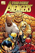 New Avengers 01