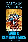 Captain America: War & Remembrance (Captain America) by Roger Stern