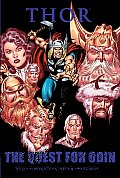 The Quest For Odin (Thor) by Walter Simonson