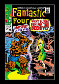 Marvel Masterworks: The Fantastic Four 7