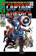 Captain America Omnibus 1