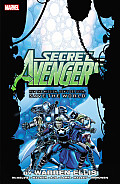 Secret Avengers: Run the Mission, Don't Get Seen, Save the World Cover