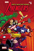 Marvel Universe Avengers Earths Mightiest Heroes Comic Reader 1