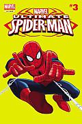 Marvel Universe Ultimate Spider Man Comic Reader 3