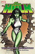 She Hulk by Dan Slott The Complete Collection Volume 1