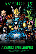 Avengers: Assault On Olympus (Marvel Premiere Editions) by Roger Stern
