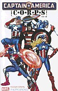 Captain America Corps (Captain America) by Roger Stern