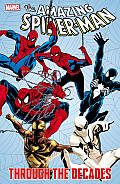 Spider Man Through the Decades