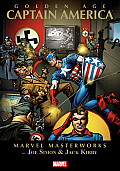 Marvel Masterworks Golden Age Captain America Volume 1
