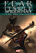 Fear Itself: Spider-Man (Amazing Spider-Man) Cover