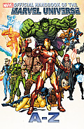 Official Handbook of the Marvel Universe A to Z Volume 5
