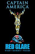Captain America Red Glare
