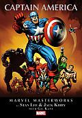 Marvel Masterworks Captain America Volume 2