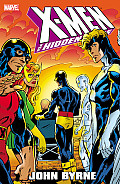 X-Men #02: X-Men: The Hidden Years Cover