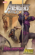Avengers: Hawkeye Solo