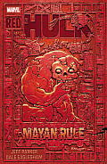 Mayan Rule (Hulk) Cover