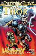 Mighty Thor Journey Into Mystery Everything Burns