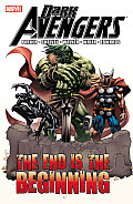 Dark Avengers Justice Like Lightning