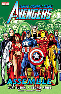 Avengers Assemble #03: Avengers Assemble, Volume 3 by Kurt Busiek