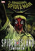 Spider Man Spider Island Companion