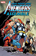 Avengers Assemble - Volume 5 (Avengers Assemble) by Kurt Busiek