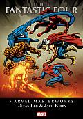 Marvel Masterworks The Fantastic Four Volume 8