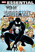 Essential Web Of Spider-Man #02: Essential Web Of Spider-Man, Volume 2 by Larry Lieber (ilt)