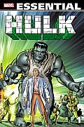 Essential Hulk Volume 1: Reissue (Essential Hulk)