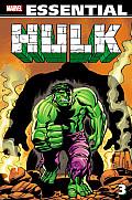 Essential Hulk 3