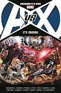 Avengers vs X Men Its Coming