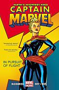 Captain Marvel Volume 1 In Pursuit of Flight