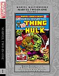 Marvel Masterworks: Marvel Two-In-One Volume 1