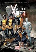 All New X Men Volume 1 Yesterdays X Men Marvel Now