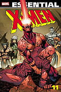 Essential X-Men - Volume 11 (Essential X-Men) by Chris Claremont