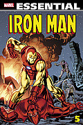 Essential Iron Man Volume 5
