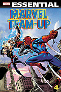 Essential Marvel Team-Up - Volume 4 (Essential Marvel Team-Up) by Chris Claremont