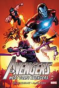 Avengers: West Coast Avengers Omnibus, Volume 1 (Marvel Omnibus) by Roger Stern