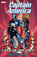 Captain America: Land Of The Free (Captain America) by Mark Waid