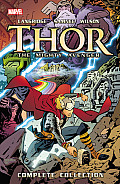 Thor The Mighty Avenger The Complete Collection