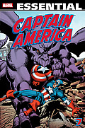 Essential Captain America #07: Essential Captain America, Volume 7 by Roger Mckenzie
