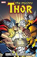 Thor By Walter Simonson - Volume 1 (Thor) by Walter Simonson